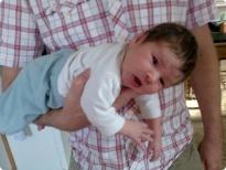 Har din baby også fordøjelsesproblemer
