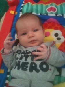Har din baby brug for ro!