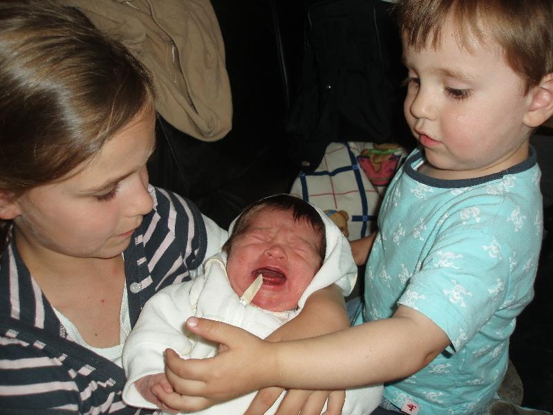 Grædende Urolig Baby