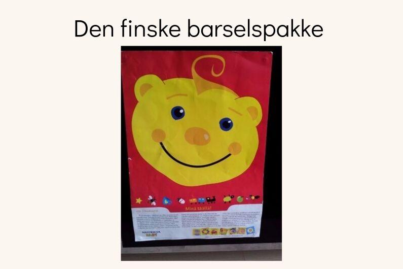 """Kender du den finske """"barselspakke""""?"""