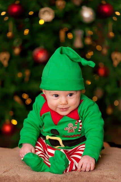 Kom godt gennem jul og nytår med 10 trivsels-tips til din baby
