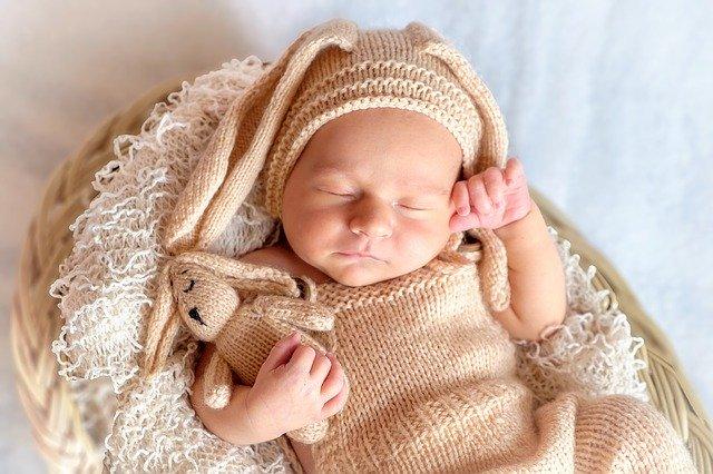 Hjælp, min baby vil ikke sove